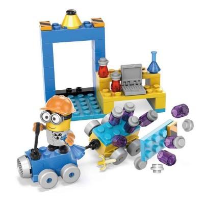 Megabloks Pack de construction mega construx minions : 150 pièces
