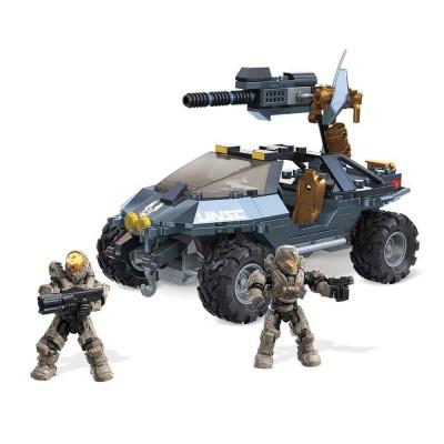 Megabloks Megabloks halo : warthog unsc double mode