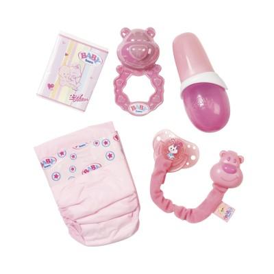 Lansay Set complet Baby Born : 5 accessoires