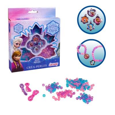 Lansay Kit créa-perles : La reine des neiges Frozen