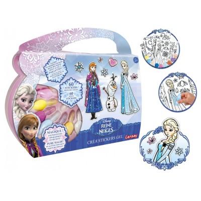 Lansay Création de stickers la Reine des Neiges (Frozen)