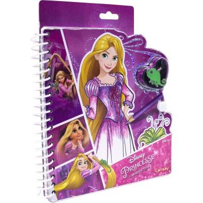 Lansay Carnet de style Disney Princesse : Raiponce