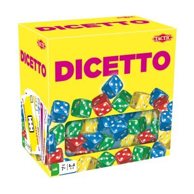 Tactic Dicetto : Le jeu des combinaisons de dés !