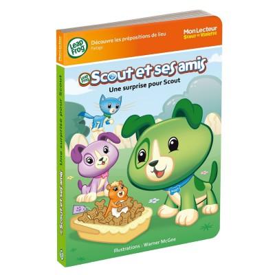 Leap Frog Livre Scout & Violette : Scout et ses amis