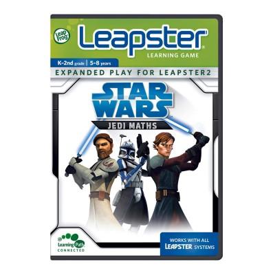 Leap Frog jeu pour consoles leapster et leapstertv : star wars - les maths du jedi