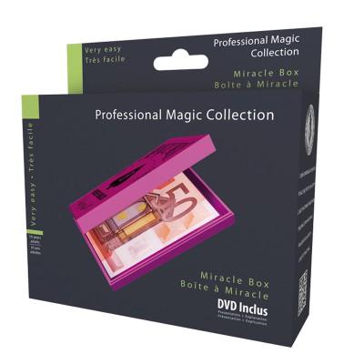 OID Magic Magie : Boîte à miracle avec DVD