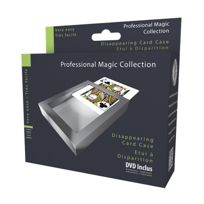 OID Magic Magie : Etui à disparition avec DVD