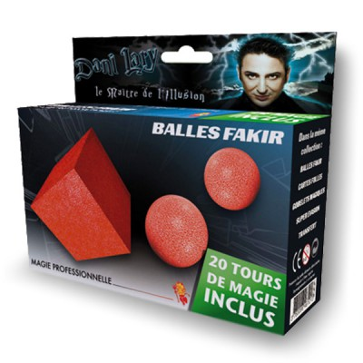 OID Magic Magie : Dani Larry : Balles fakir
