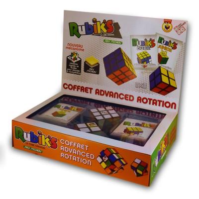 Win Games Rubik's Cube : Coffret Advanced Rotation