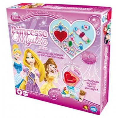 Asmodée Princesse mystère : princesses disney