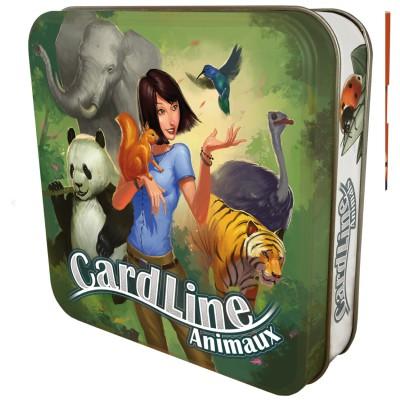Asmodée Cardline animaux