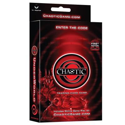 Asmodée Jeu de cartes à collectionner : chaotic game