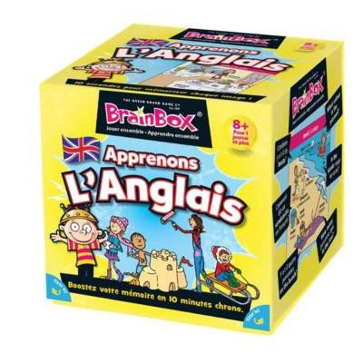 Asmodée Brainbox : apprenons l'anglais