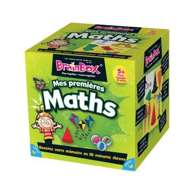 Asmodée Brainbox : mes premières maths
