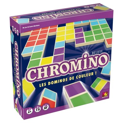 Asmodée Chromino : Edition deluxe