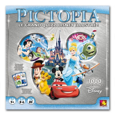 Asmodée Pictopia : univers disney