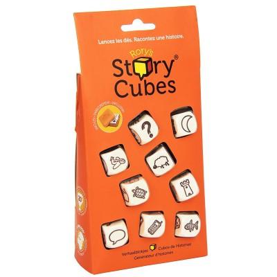 Asmodée Story cubes : orange