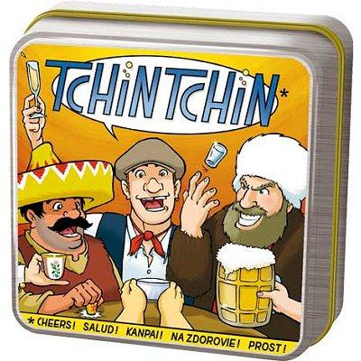 Asmodée Tchin tchin : jeu de poche