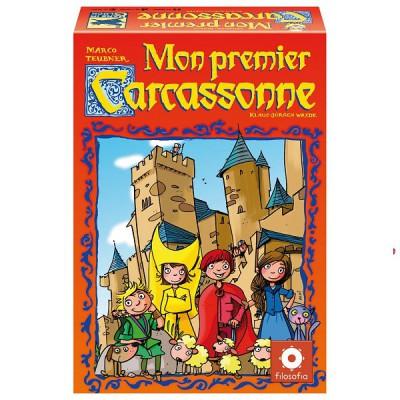 Asmodée Carcassonne : mon premier carcassonne