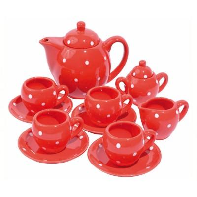 Fuchs Dinette : set à thé porcelaine