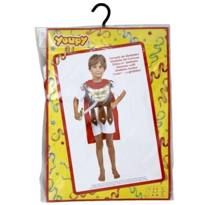 Yoopy Déguisement gladiateur et épée 8/10 ans