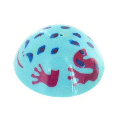 Dam Puce sauteuse 5,5 cm : bleu