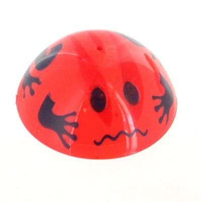 Dam Puce sauteuse 5,5 cm : rouge