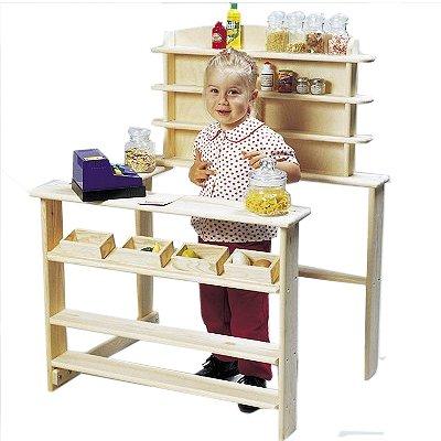 la marchande epicerie en bois massif toys pure magasin de jouets pour enfants. Black Bedroom Furniture Sets. Home Design Ideas