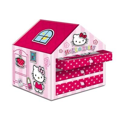 La maison des couleurs hello kitty magasin de jouets - La maison de hello kitty ...