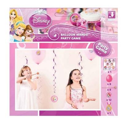 Amscan Ballon et bâton de fée princesses