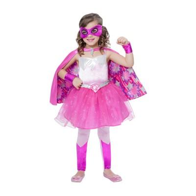 Amscan Déguisement Barbie Super Princesse Kara 3/5 ans