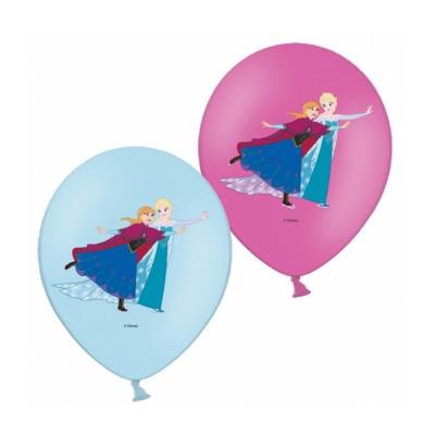 Amscan Ballons la reine des neiges - frozen x6