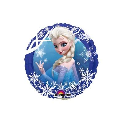 Amscan Ballon mylar : petit modèle : frozen la reine des neiges