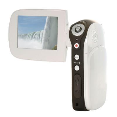 Clip Sonic Technology Caméra numérique 3M pixels Blanche
