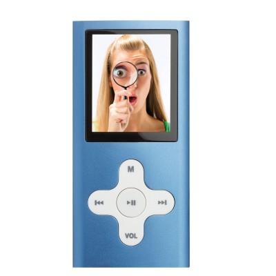 Clip Sonic Technology Lecteur MP4 bleu 4 GO