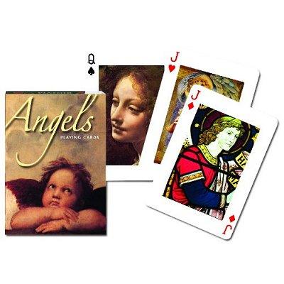 Piatnik Jeu de 54 cartes : anges