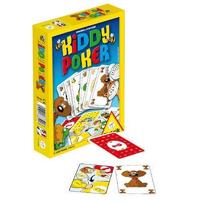 Piatnik Jeu de cartes Kiddy Poker