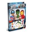 Canal Toys Accessoires de déguisement : Selfie Booth Photo Délire : Avengers