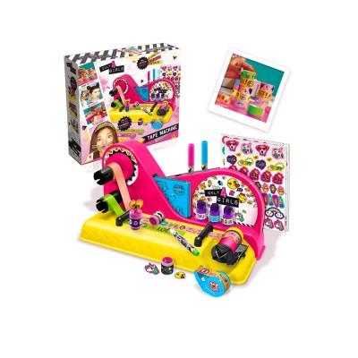Canal Toys fabrique à rubans tape machine