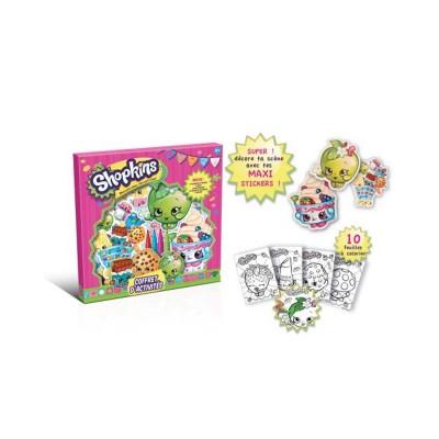 Canal Toys coffret d'activités shopkins
