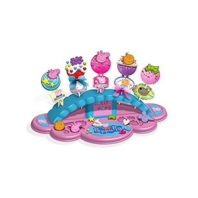 Canal Toys pâte à modeler : lolly pops sucettes pegga pig