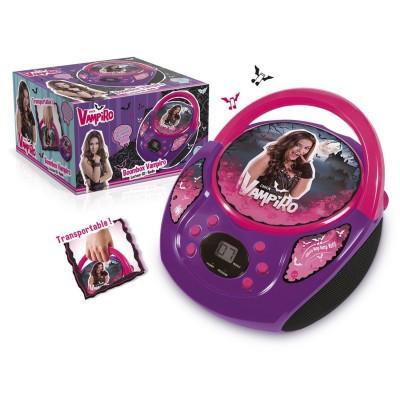 Canal Toys lecteur cd et radio chica vampiro