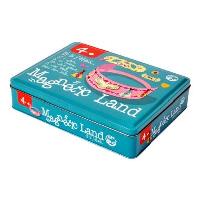 Iotobo Jeu Magnetic Land : Et si j'étais...