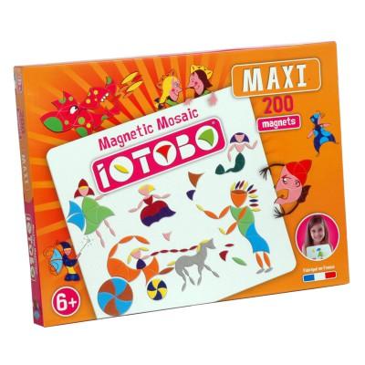 Iotobo Iotobo Jeunes maxi artistes 200 pièces