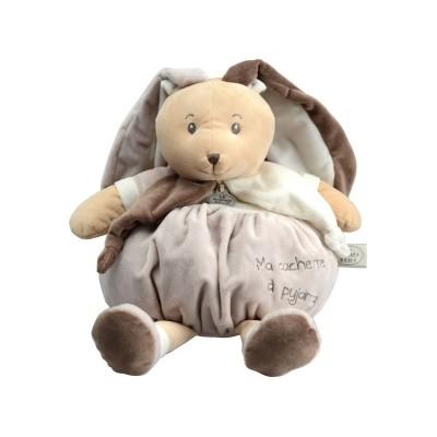 Doudou Et compagnie range-Pyjama lapin