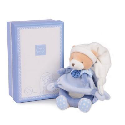 Doudou Et compagnie hochet : ours petit chou