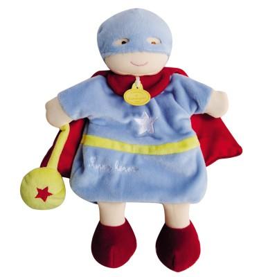 Doudou et Compagnie Marionnette Super-héros