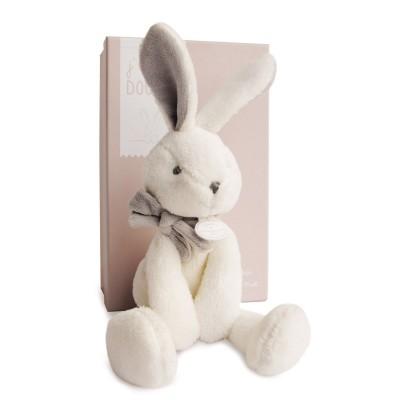 Doudou Et compagnie j'aime mon doudou : lapin taupe chic