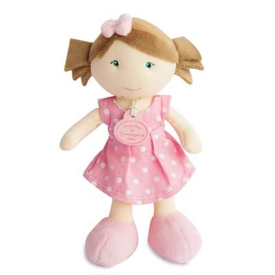 Doudou Et compagnie les petites demoiselles : poupée bonbon