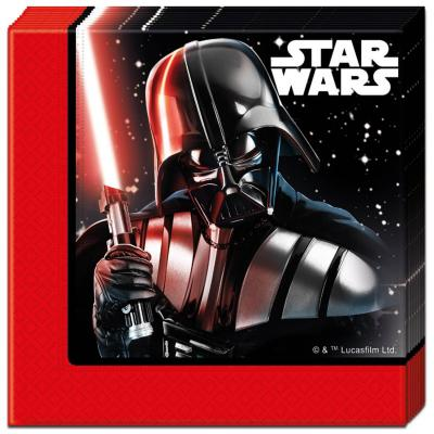 Procos Lot de 20 serviettes star wars™ final batte